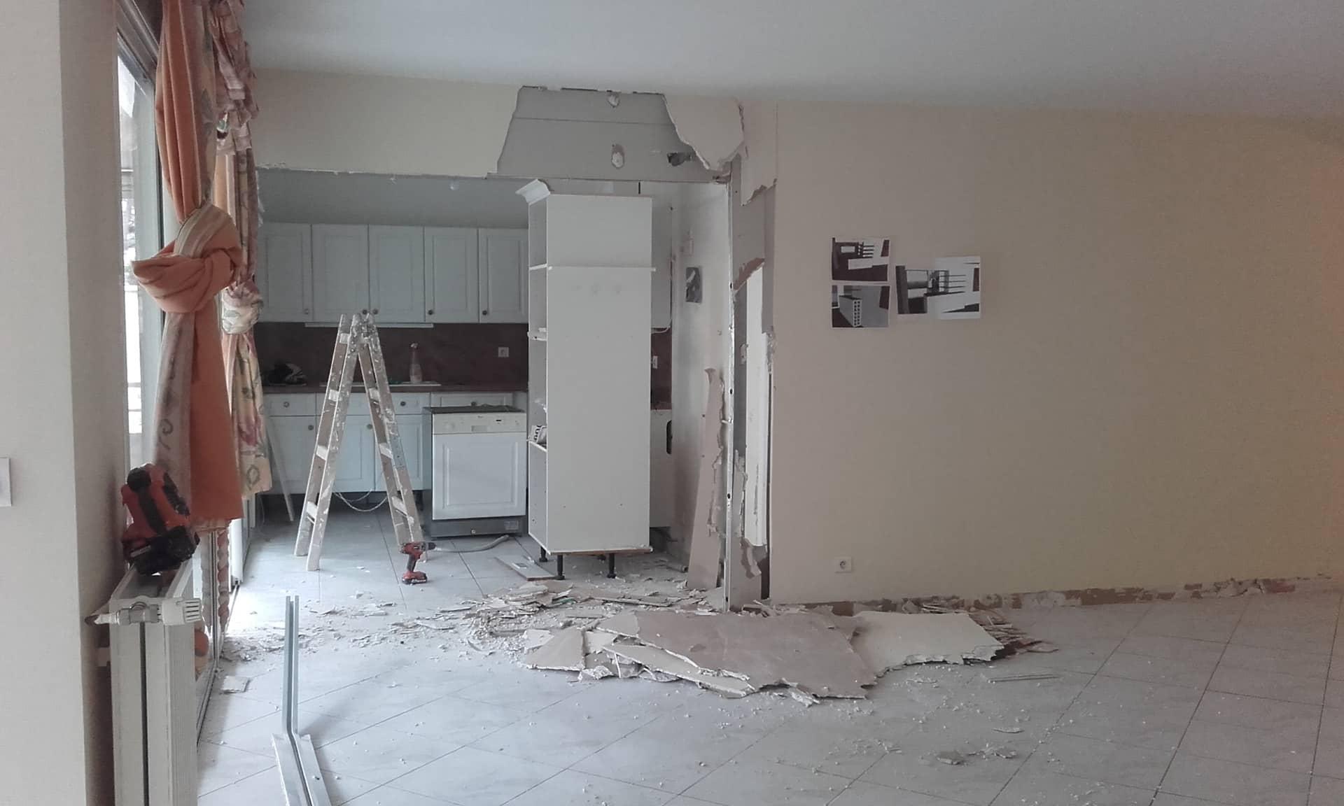 3 idées de travaux pour agrandir votre appartement