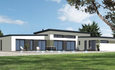 Une belle maison plain-pied