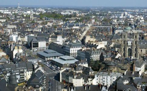 Aller à la découverte de Rennes